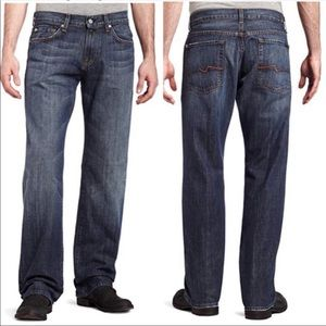 7 For All Mankind Austyn Distressed Jeans